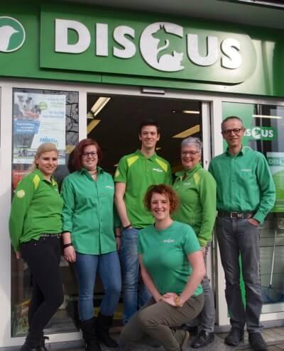 Team discus groeneveld honselersdijk